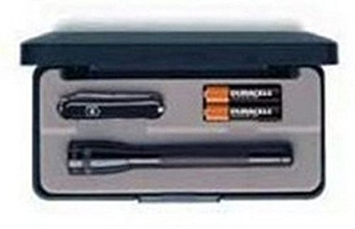 Maglite Minimag Aa Combo (Mini-Mag Flashlight - Classic Combo, Victorinox, AA by MagLite)