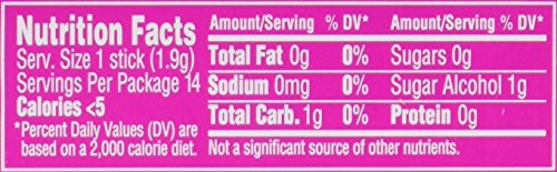 Trident Sugar Free Bubble Gum - with Xylitol - 12 Packs (168 Pieces Total)