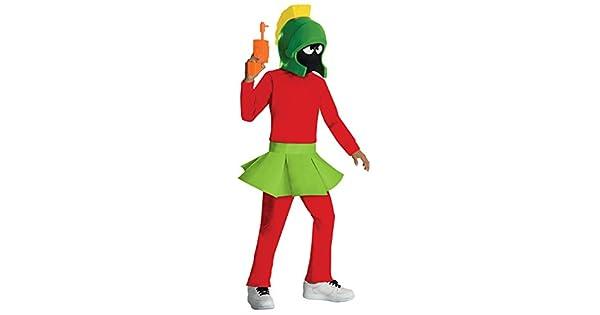 Amazon.com: Marvin el marciano disfraz infantil de, M, Como ...