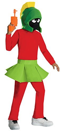 Marvin the Martian Child's Costume - One Color - Medium