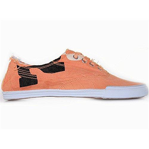 Puma Tekkies Africa 35037902 arancione sneakers alte