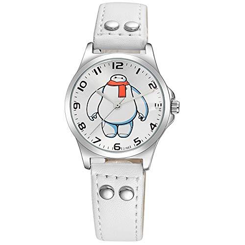 HWCOO Relojes de Pulsera Reloj Digital de Cuarzo Mediano de Moda Digital con Personajes de Dibujos