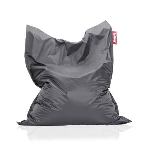 Fatboy The Original Bean Bag Chair - Dark Grey by Fatboy