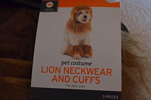 Target (Lion Dog Costume Target)