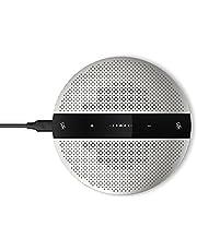 USB-conferentie luidspreker met microfoon, computer plug and play conferentieluidspreker, ruisonderdrukking, omnidirectionele conferentiemicrofoon voor laptop/desktop