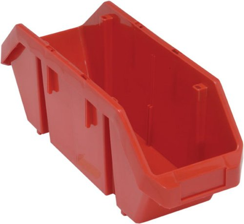 - Quantum Storage Systems QP1867RD Quick Pick Bins 18-1/2-Inch by 8-3/8-Inch by 7-Inch, Red, 10-Pack