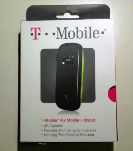 T-Mobile 4G Mobile HotSpot by ZTE (Image #1)