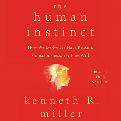 The Human Instinct by Simon & Schuster Audio