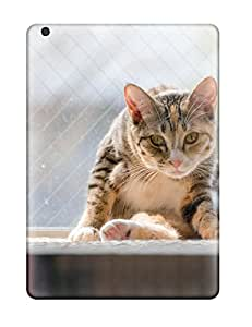 6454960K64620183 For Ipad Air Fashion Design Cat Case