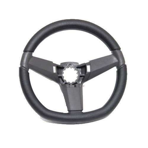 Husqvarna OEM Mower Steering Wheel 532439740 Fits YTH24V48