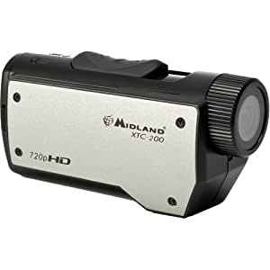 Midland XTC-200VP3 720p High Definition Wearable Action Camera with 4 Types of Mounts Included (Discontinued by Manufacturer)