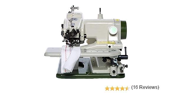 Máquina de Coser Puntada Ciega Dobladillo Ciego - Eagle CM501: Amazon.es: Hogar