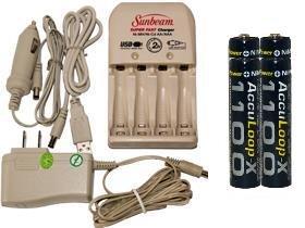 sunbeam battery charger - 6