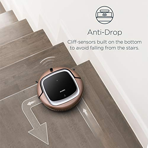 Eureka I300 Robot Vacuum Cleaner Powerful Suction Anti