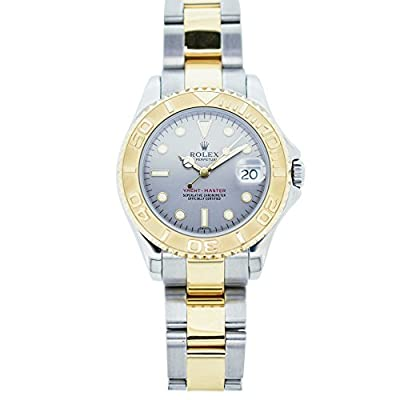 Rolex Yacht-Master Automatic-self-Wind Female Watch 68623 (Certified Pre-Owned) from Rolex