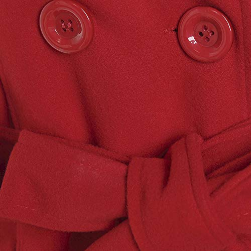 Queta Cappotto Cappotto Red Queta Donna PPTqwSxr