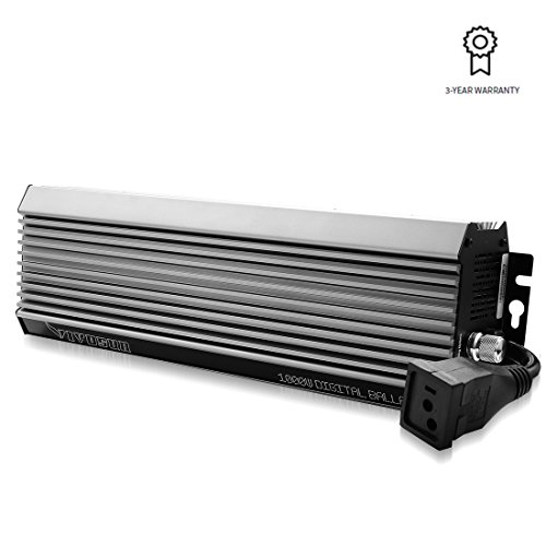 41YcxKpu1EL [Enhanced Version 2.0+] VIVOSUN 1000 Watt Dimmable Electronic Digital Ballast - Enhanced Internal Fan Cooled Operation 25% Less Heat Generated for 15% Longer Service Life