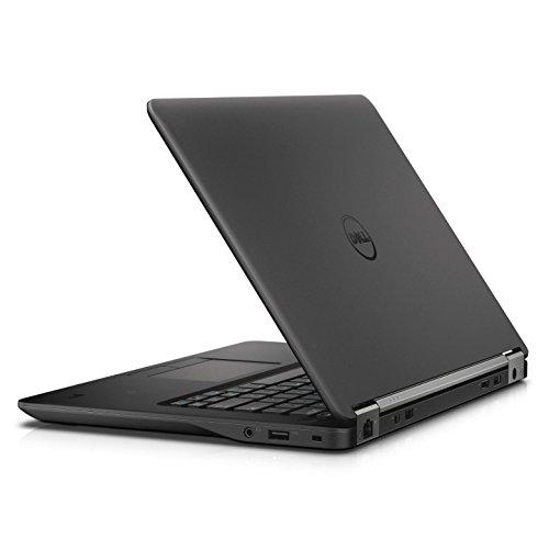 Dell Latitude E7470 Intel Core i7-6600U X2 2.6GHz 8GB 512GB SSD 14in, Black (Renewed)