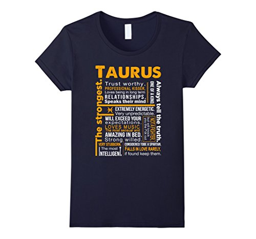 womens-i-never-said-i-was-perfect-i-am-a-taurus-taurus-t-shirt-large-navy