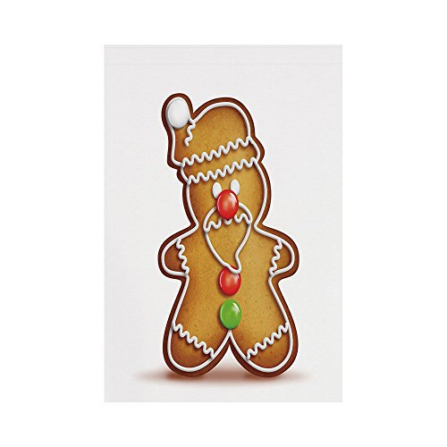 Gingerbread Man Pathway Lights