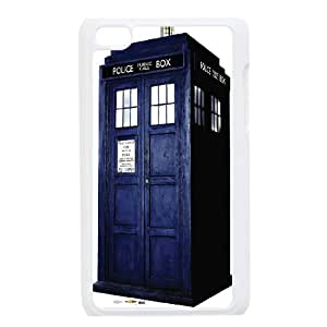 Popular Doctor Who Watercolor Tardis FOR IPod Touch 4th KHR-U587806