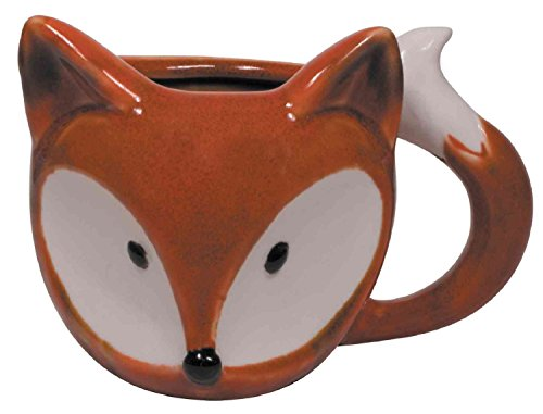 Animal shaped mugs kritters in the mailbox animal for Animal shaped mugs