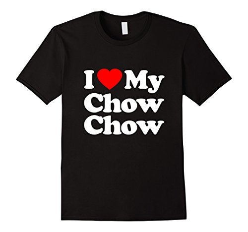 mens-i-love-heart-my-chow-chow-funny-t-shirt-large-black