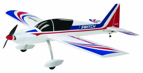 Flyzone Switch 2-in-1 Sport Trainer RTF Airplanes