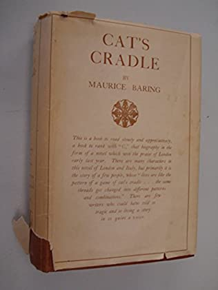 book cover of Cat\'s Cradle