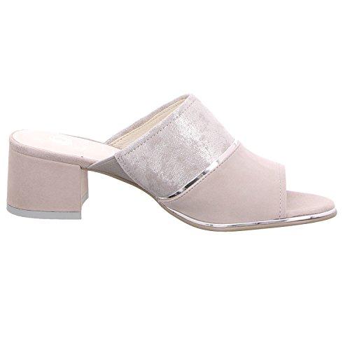 Jana Women's Clogs Light-grey 5JlzaS0vhF