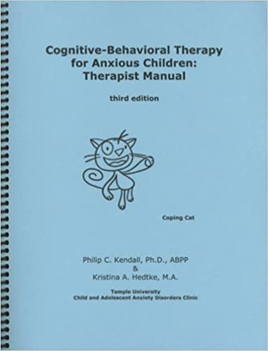 amazon cognitive behavioral therapy for anxious children