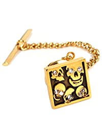 boxed-gifts Skulls Premium Tie Tack