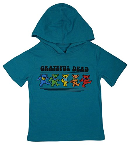 Grateful Dead Toddler Boys Dancing Bears Rock T-Shirt (3T)