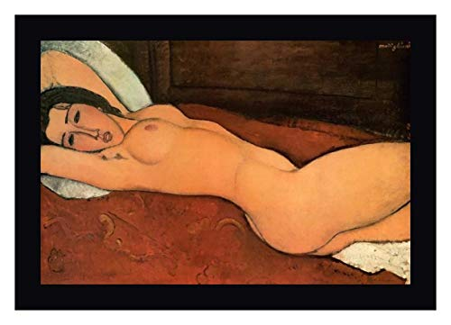 Reclining Nude by Amedeo Modigliani - 30
