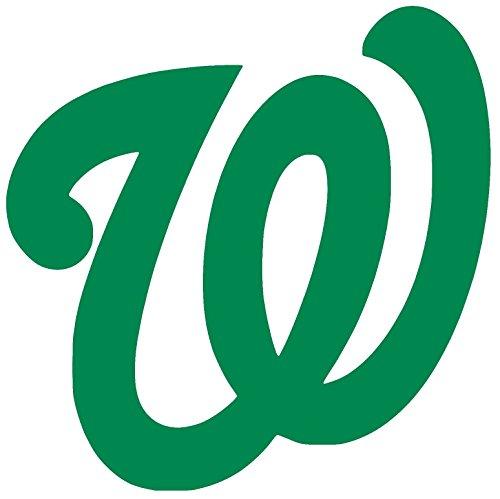 - Washington Nationals Vinyl Sticker Decal (2