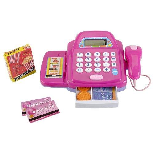 caisse enregistreuse jouet de magasin ou epicerie pour enfant action