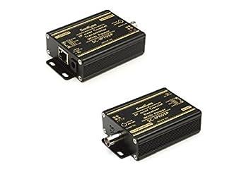 SC de ipc05p, conversor de medios, 1 canal, Ethernet por cable coaxial,
