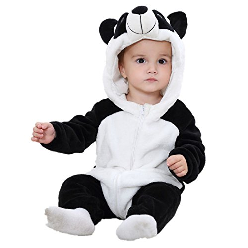 Unisex Baby Halloween Costumes Cartoon Outfit Homewear Panda