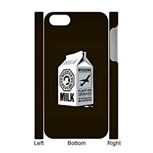 3D IPhone 4/4s Case Missing for Girls, Case for Iphone 4s for Women Vety, {White}