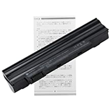 GlobalSmart High Performance Notebook/Laptop Battery for Acer Aspire One D255E 6cell