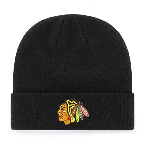 640aab59d9098f Blackhawks Knit Hat, Chicago Blackhawks Knit Hat, Blackhawks Knit ...