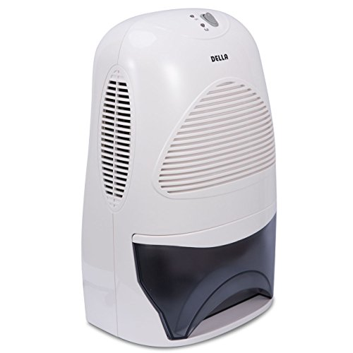 Compact Thermo Electric Dehumidifier Spaces Portable