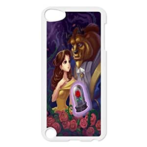 FOR Ipod Touch 5 -(DXJ PHONE CASE)-Beauty And The Beast-PATTERN 8