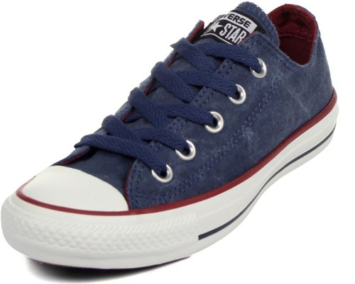 Converse - CT OX Ensign - C142235F - Couleur: Bleu - Pointure: 39.5 7Y1O4lR8c