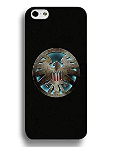 Joe A. Esquivel's Shop Christmas Gifts Iphone 6 Plus 5.5 Inch Case, Amazing Agents of S.H.I.E.L.D Series Slim Fit Clear Back Cover for Iphone 6 Plus (5.5 Inch), [Scratch Resistant] for Girls 9714917M186288109