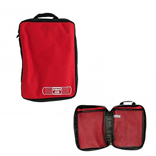 First Aid Empty Kit Bag Travel Camping Sport Medical Emergency Survival -