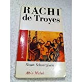 img - for Rachi de Troyes (Pre sences du judai sme) (French Edition) book / textbook / text book