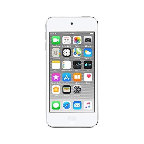 chollos oferta descuentos barato Apple iPod touch de 256 GB Plata Último Modelo