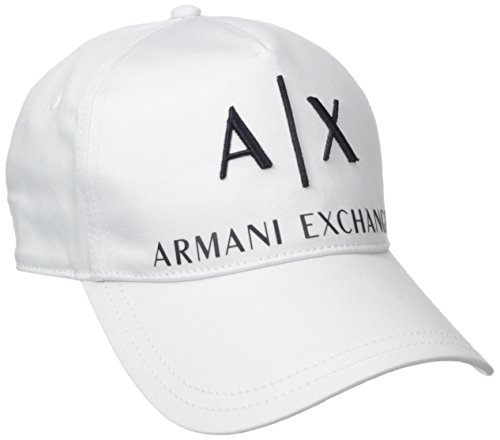 16ca708728c54 Armani Exchange Men s Corporate Logo Hat