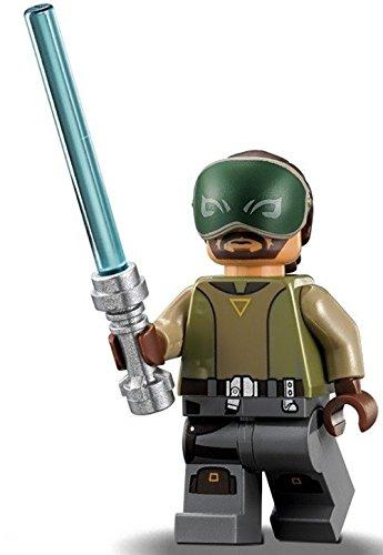 LEGO Star Wars Rebels - Kanan Jarrus Minifigure with Lightsaber Season 2 Variant]()